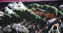 Irán, soldados, terrorismo