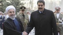 Irán, Venezuela, Maduro, Rouhani