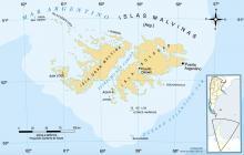 Islas Malvinas, Reclamo de soberanía argentina, Reino Unido