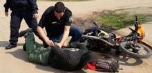 Motochorro detenido, Jujuy, Periódico LEA