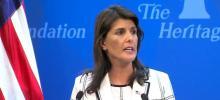 Nikki Haley, Estados Unidos, Derechos Humanos, Naciones Unidas
