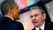 Barack Obama, Raúl Castro (TeleSur)
