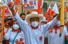 Perú, Pedro Castillo, Socialismo, Autoritarismo, Cuba, La Habana, Rafael Correa, Narcotráfico, Cocaína, Región andina