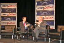 Rand Paul y Brent Bozell, MRC Latino
