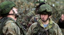 Rusia, soldados