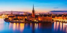 Estocolmo, Suecia, Agresión rusa