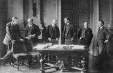 Tratado de Versalles, Francia, Alemania, Primera Guerra Mundial, Segunda Guerra Mundial