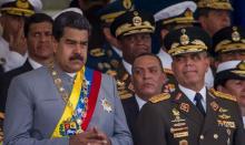 Nicolás Maduro y Vladimir Padrino