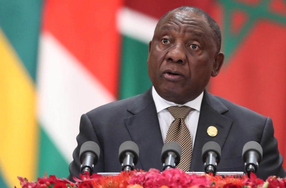 Cyril Ramaphosa, presidente de Sudáfrica, Corrupción, Autoritarismo, Expropiación