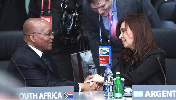 Zuma, CFK