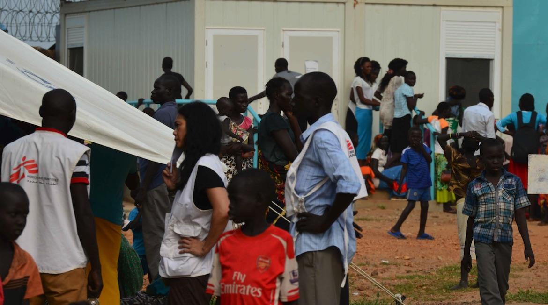 Sudán, MSF