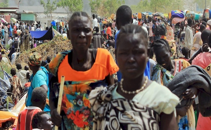 Sudán del Sur, Amnesty