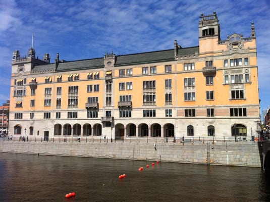 Suecia, Rosenbad
