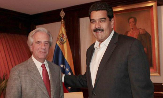 Maduro, Tabaré