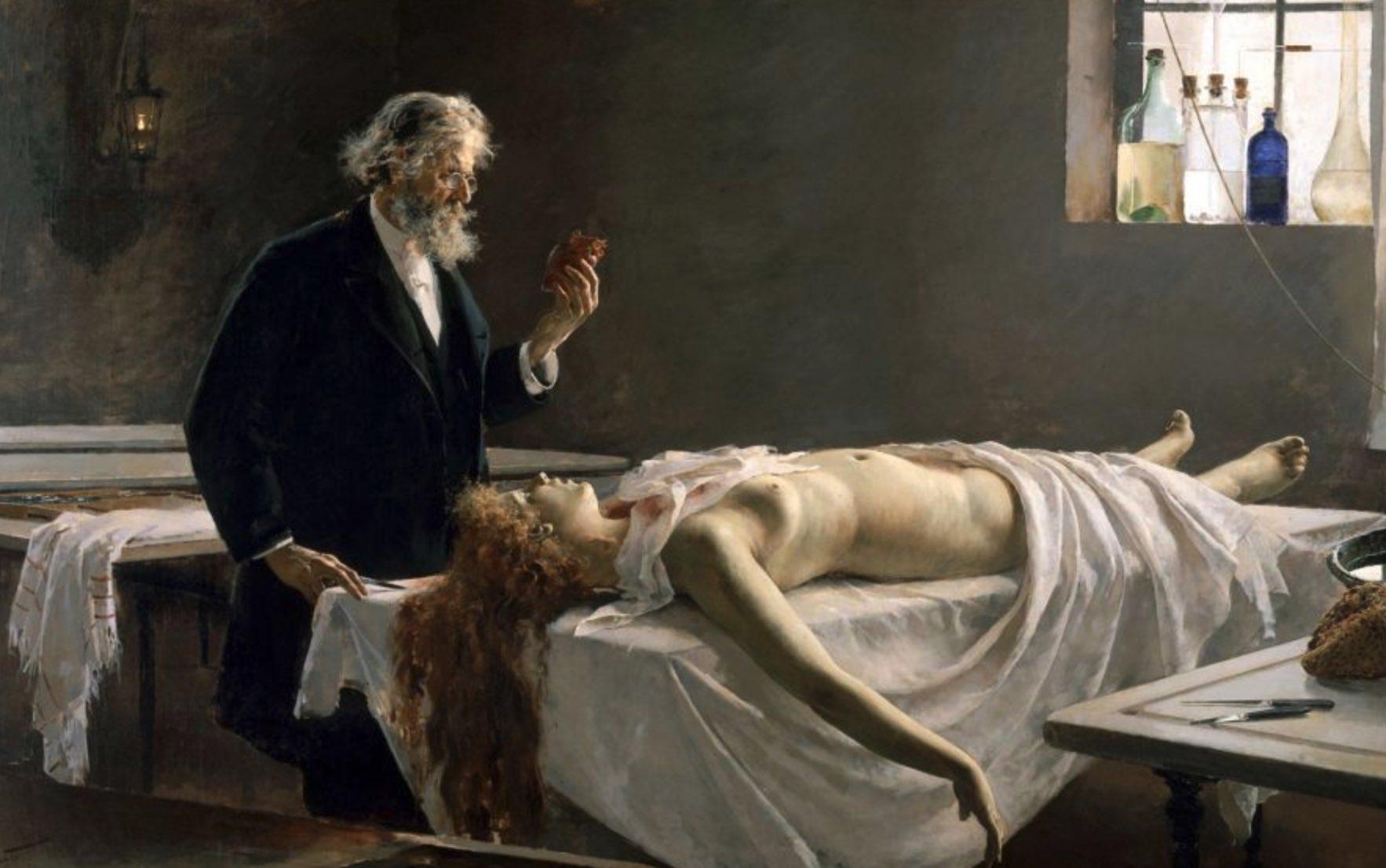 Tanatología, Alberto Fernández