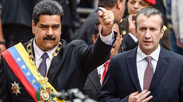 Maduro, El Aissami