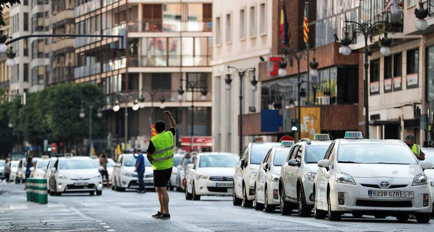 Taxis versus Uber