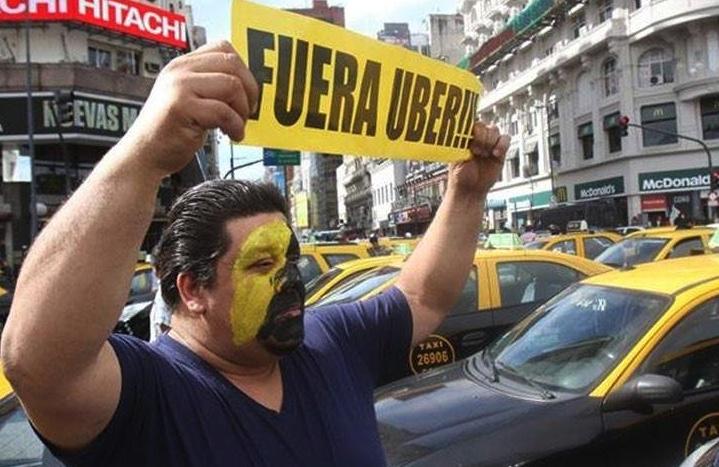 Caza Uber