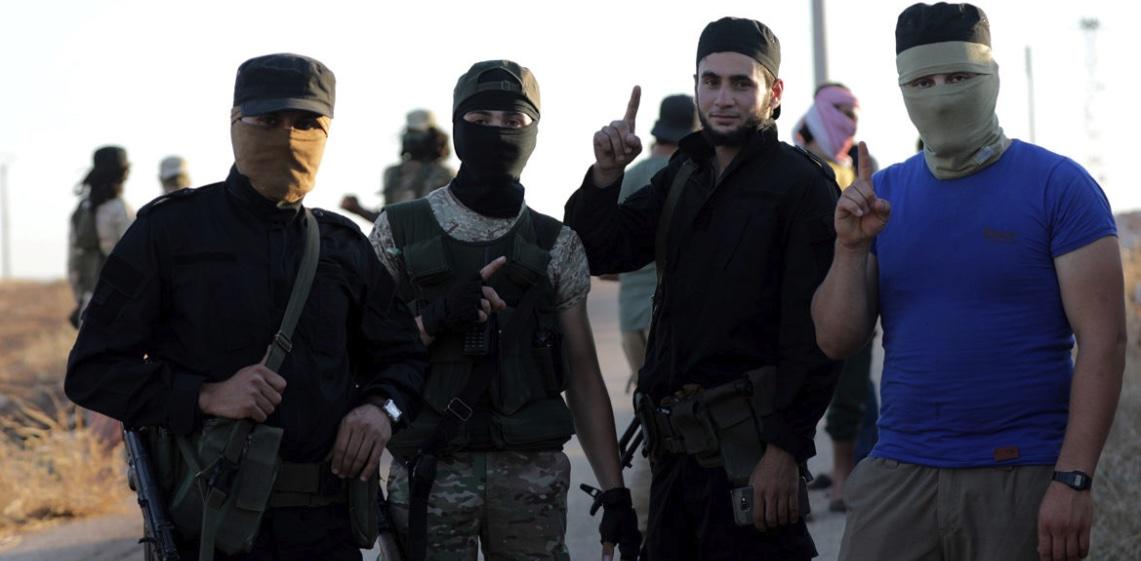 Oriente Medio, terrorismo, Hayat Tahrir al-Sham