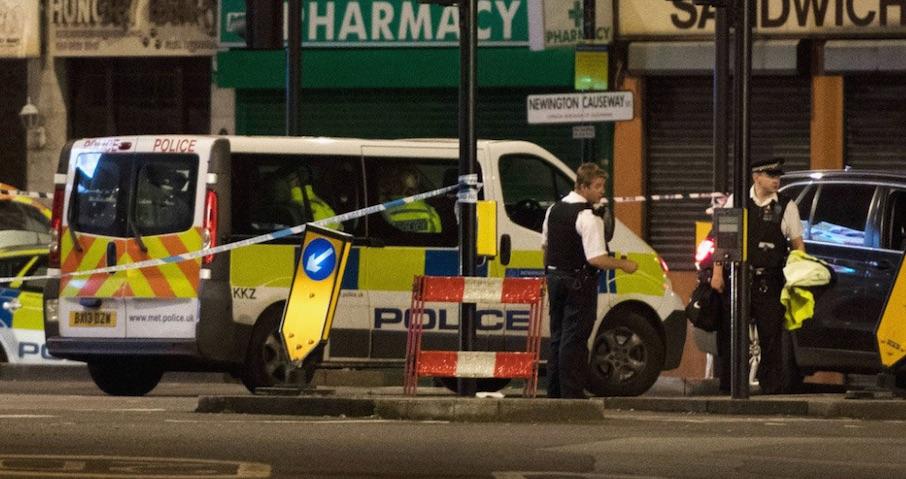 Terrorismo, Londres