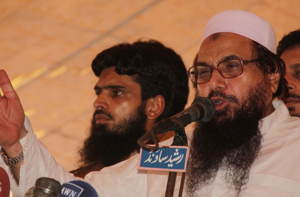 Terrorismo, Saeed, Paquistán