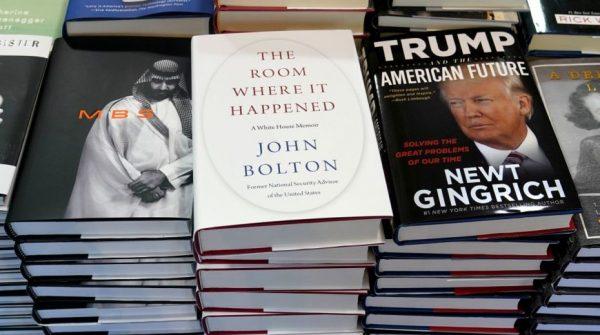John Bolton, The Room Where it Happened