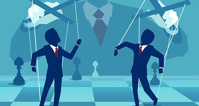 Lobbies y empresas; Oligopolios y monopolios