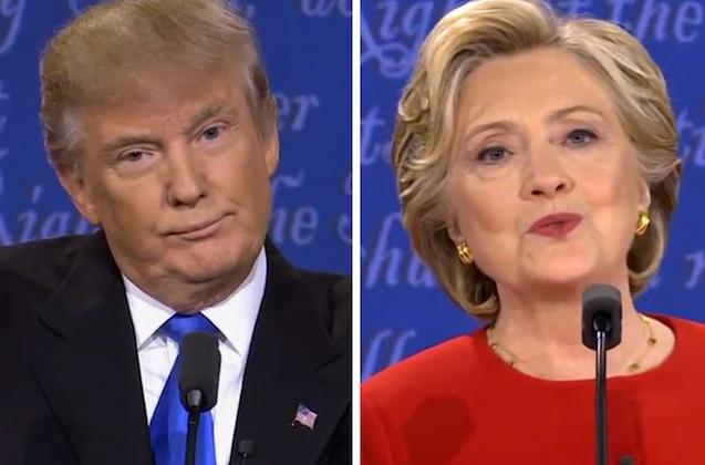 Trump, Hillary