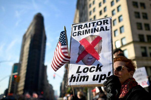 Donald Trump criminal, Deep State, Partido Demócrata