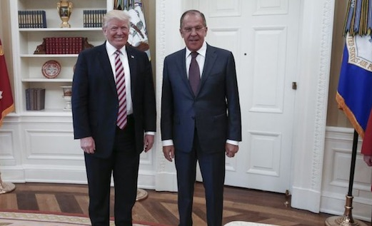 Trump, Lavrov