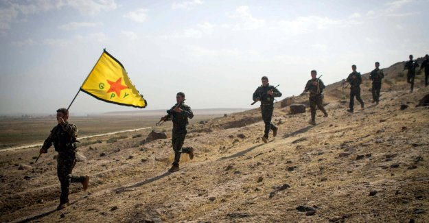 YPG, terrorismo