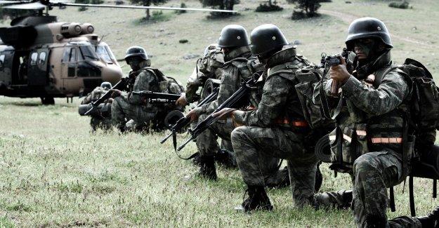 Turquía, ejército
