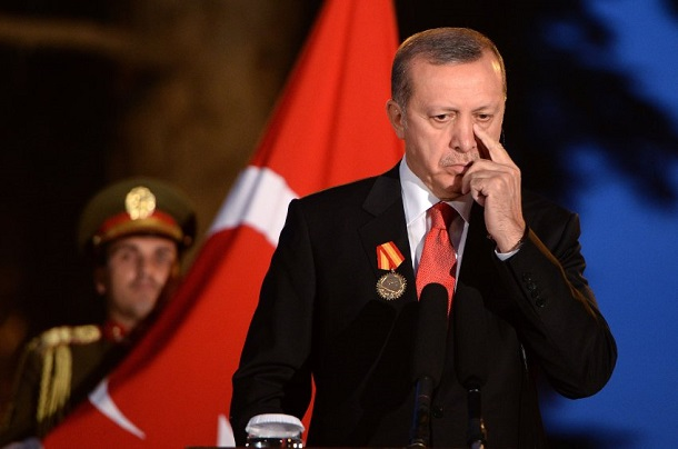 Erdogan, Turquía