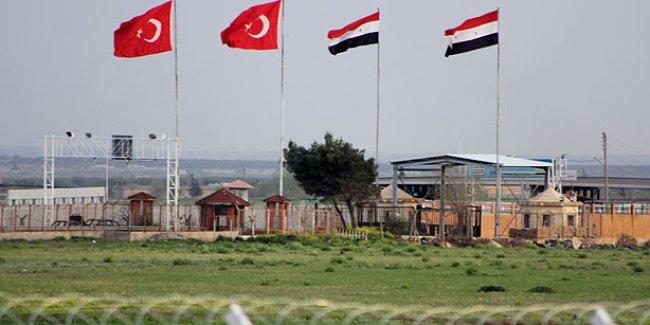 Turquía, frontera con Siria