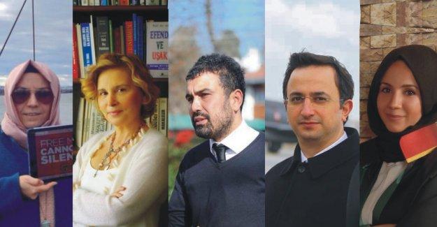 Turquía, periodistas perseguidos