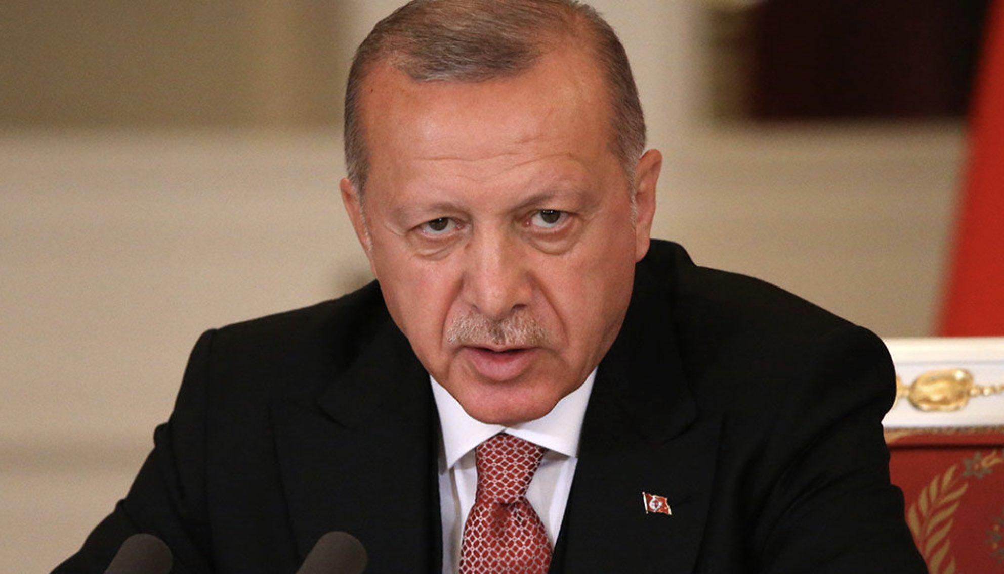 Recep Tayyip Erdogan, Turquía