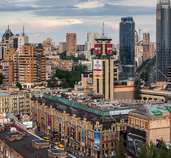 Ucrania, Kiev