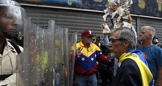 Venezuela, GNB