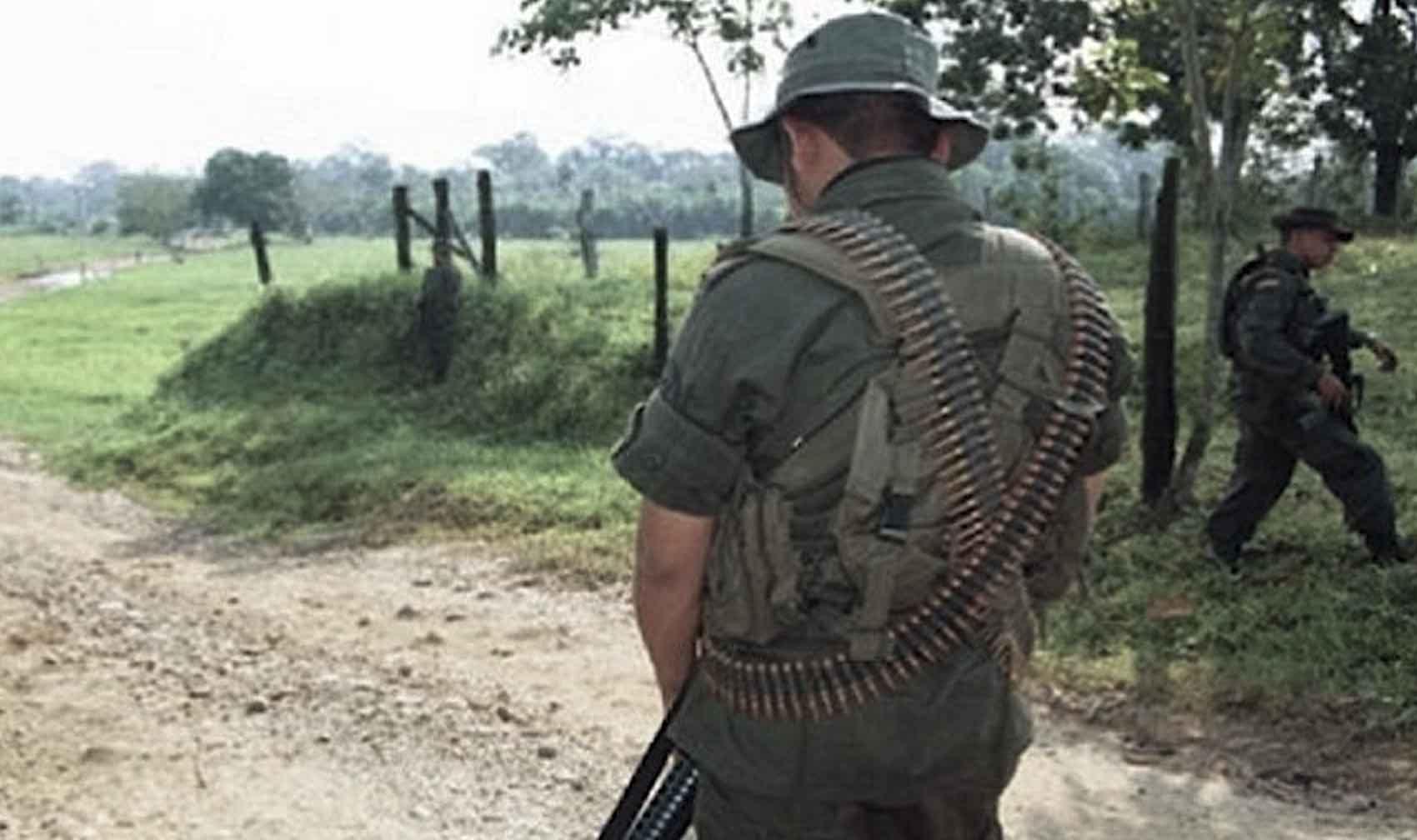 Apure, Venezuela, Narcoterrorismo
