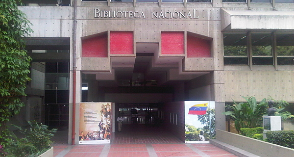 Venezuela, Biblioteca Nacional