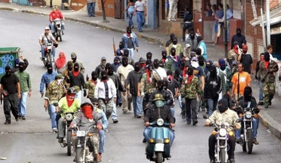 Colectivos venezolanos