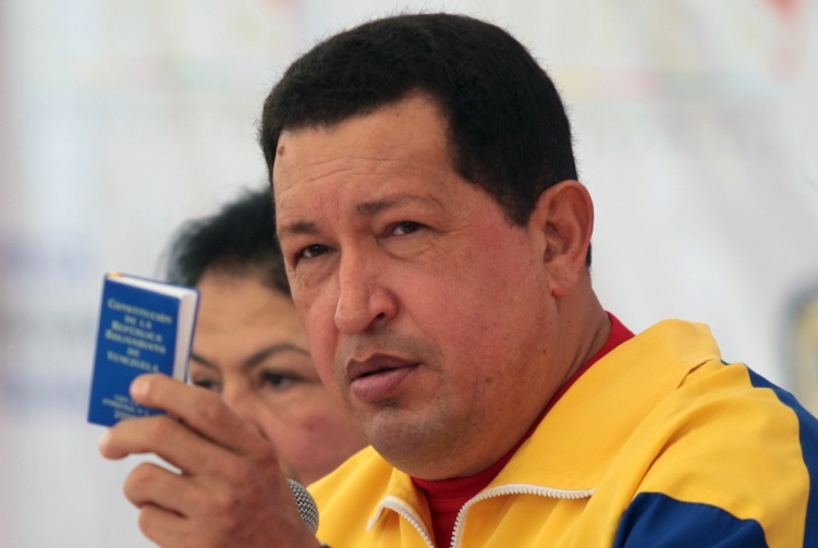 Hugo Chávez Frías, Constitución de Venezuela