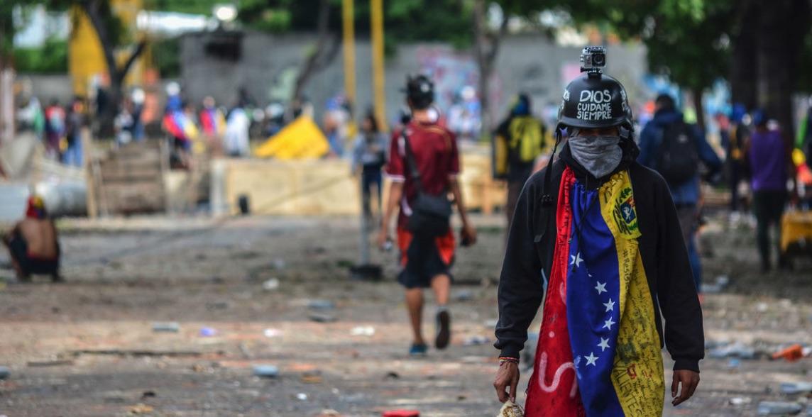 Venezuela, represión, Dictadura de Nicolás Maduro