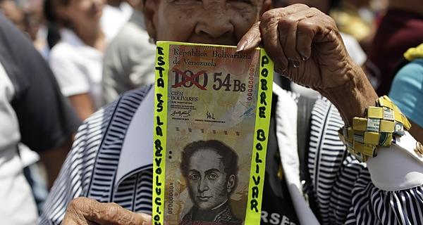 Venezuela, devaluación