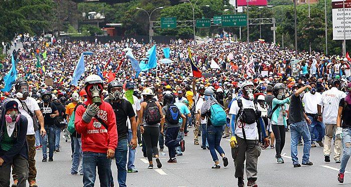 Maduro insiste en buscar diálogo nacional — Venezuela