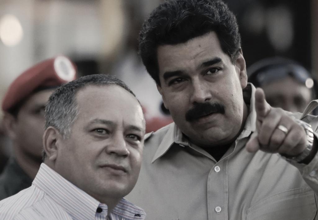 Diosdado Cabello, Nicolás Maduro, Dictadura, Genocidio, #23E