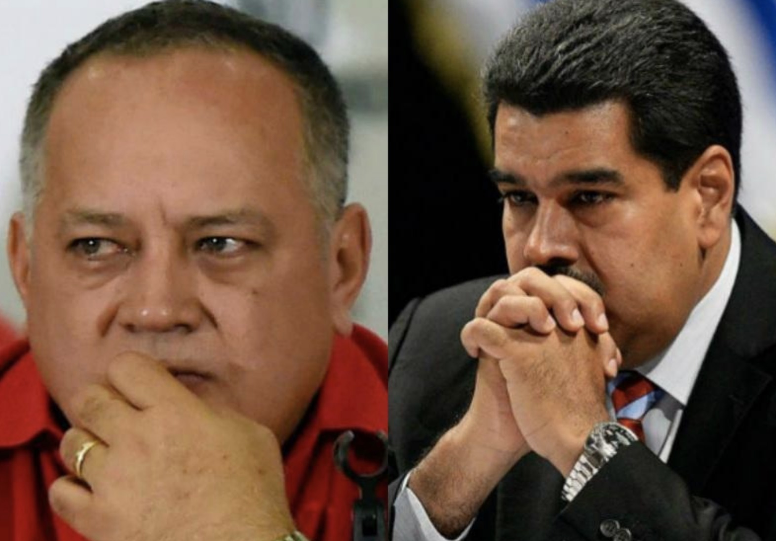 Diosdado Cabello, Nicolás Maduro, Narcoterrorismo, Terrorismo internacional