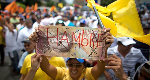 Venezuela, hambre