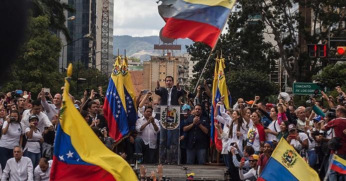 Guaidó, Narcodictadura de Nicolás Maduro y cubanos, La Habana, Cuba