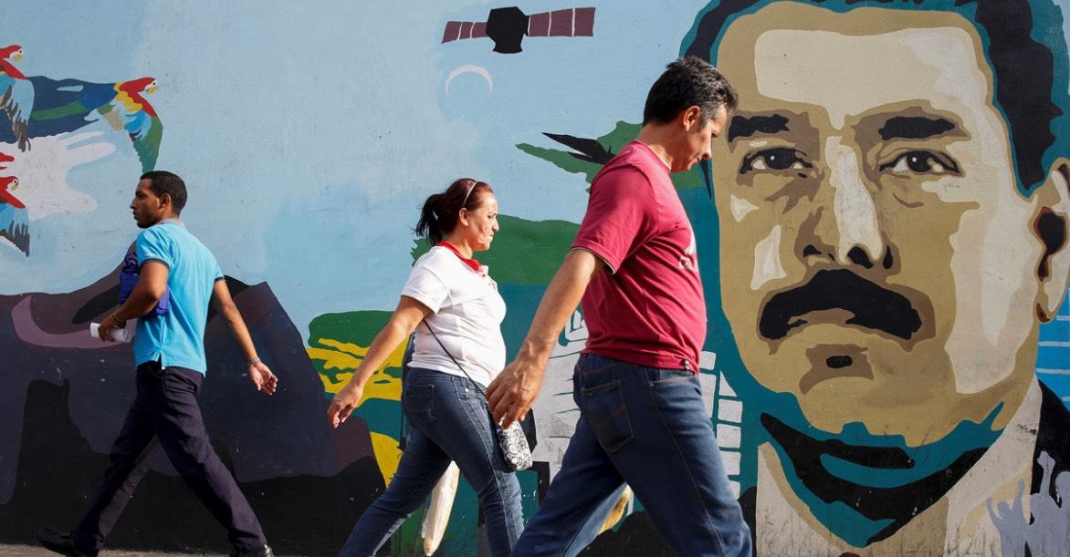Venezuela, Represión, Nicolás Maduro, Hambruna